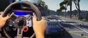 Game online simulasi kendaraan